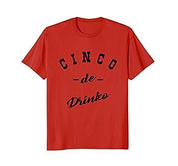 Cinco de Mayo Drinko T-Shirt