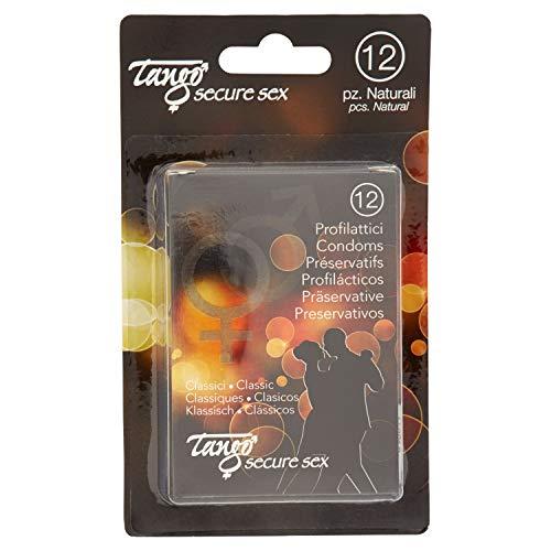 Tango Preservativo Masculino en Sexo Seguro - 150 gr