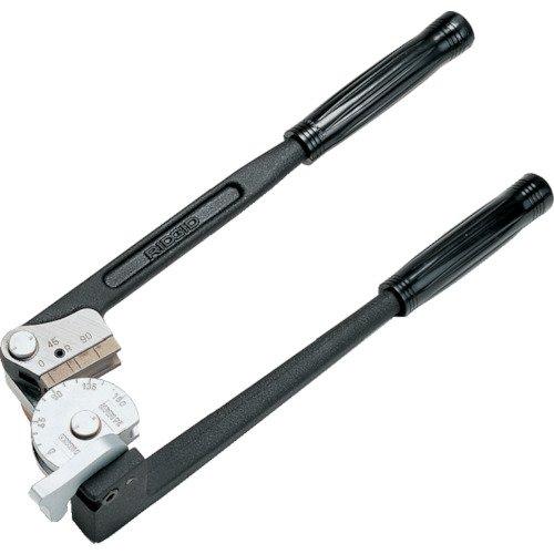 RIDGID 36092 Modelo 405/408M Dobladora para instrumentos, Dobladora de tubos de 8 mm para curvas de hasta 180 grados, Dobladora de tubos