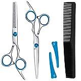 Vintoney Friseurscheren Set Professionelle Haarschere