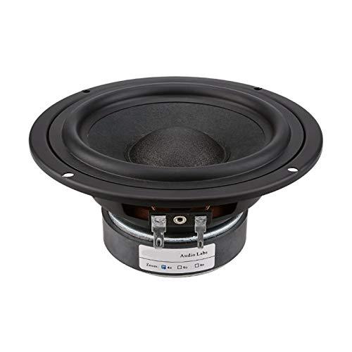 WNJ-TOOL, 1 stück 5,25 Zoll 30-50w toofer Audio-Lautsprecher-Treiber 4Ohm 8 Ohm Musik Basslautsprecher Spalte Lautsprecher DIY für Home Soundsystem (Farbe : 5.25Inch 8Ohm)