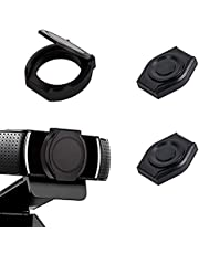 Pentas ウェブカメラカバー 盗撮防止 プライバシー保護 レンズキャップ フードカバー 4個入り Sサイズ2個 Mサイズ2個 Webcam Cover webカメラ カバー パソコンカメラ専用