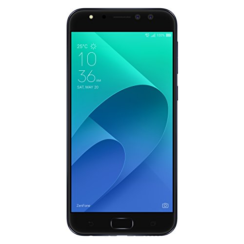"ASUS ZenFone ZD552KL-5A001WW smartphone 14 cm (5.5"") 4 GB 64 GB Doppia SIM 4G Nero 3000 mAh"