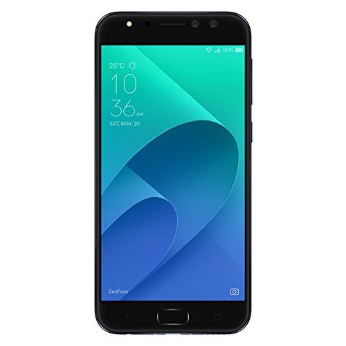 ASUS ZenFone ZD552KL-5A001WW smartphone 14 cm (5.5') 4 GB 64 GB Doppia SIM 4G Nero 3000 mAh