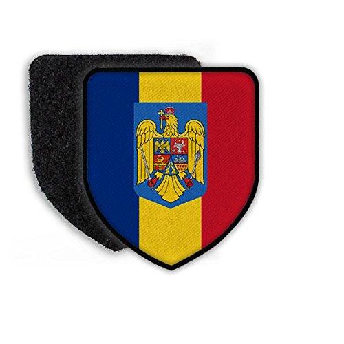 Copytec Patch País Escudo Patch Rumanía Escudo Águila König Buka Rest Romania Mihai tudose País Bandera # 21962