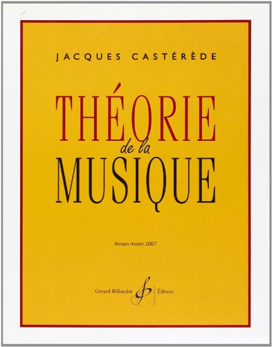 Theorie de la musique