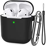 AhaStyle AirPods Case Cover Plus Hand Strap Silicone...