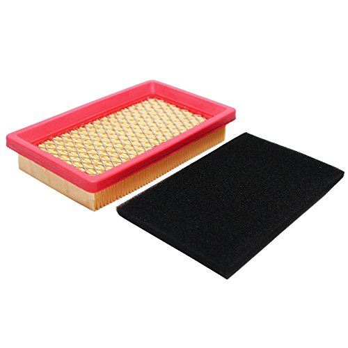 Replacement 1408301-S1 Air Filter for Cub Cadet, Kohler, Stens, Honda - Compatible with Cub Cadet Ohv Engine, Kohler Xt675 Engine, Stens 100 378, Cub Cadet 951 10298, Honda 17211 Zg9 M00