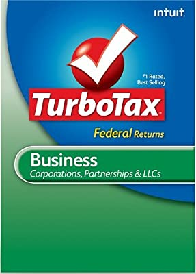 [Old Version] TurboTax Business Federal + E-file 2011[Download]