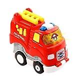 Vtech 80-500404 80-500404-Tut Baby Flitzer-Press & Go Feuerwehr