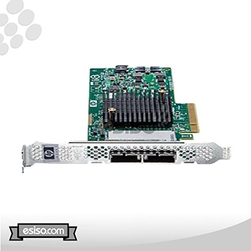 HP H221 Dual Port Host Bus Adapter Storage Controller‑ 6G SAS/SATA PCI-Express x 8 650931-B21 / 660087-001 (Bulk Package)