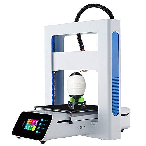 PXX 3D Printer Desktop-Level Design Creative Print Model Resin Printer Students Home High-Precision Machine Quasi-Industrial Large-Size Printer 3D Printer/Black