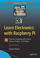 Learn Electronics with Raspberry Pi, 2nd Edition Front Cover