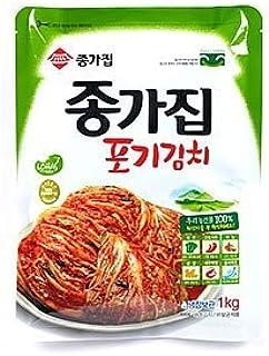 韓国食品 宗家・白菜キムチ 韓国産材料のみ使用 1kg
