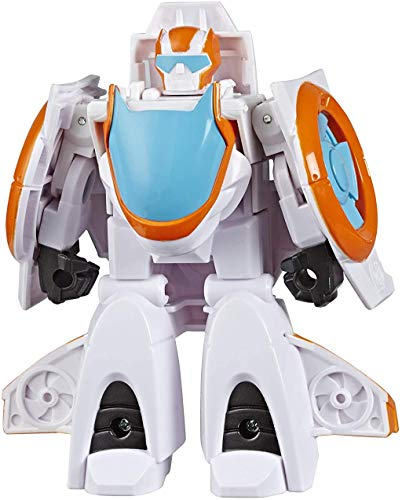 Transformers Playskool Heroes Rescue Bots Academy Blades The Flight-Bot Converting Toy, 4.5' Action Figure, Toys for Kids Ages 3 & Up