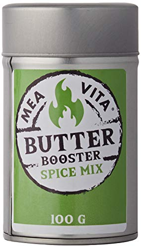 MeaVita Meavita Grill Spice Butter Booster, Herb Butter Spice, 100G - 180 g
