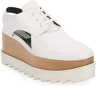 Women's Elyse Cut-Out Sneaker Shoes White