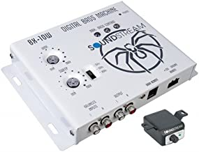 Soundstream BX-10W Digital Bass Reconstruction Processor with Remote (White)