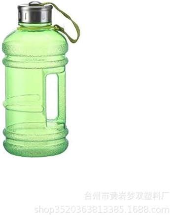 LNLZkreative Geschenke Fitness Cup - Sport - Kessel, Plastik großer Fitness - Kessel,grüne,2.2l B07GZD8YDS | Ästhetisches Aussehen