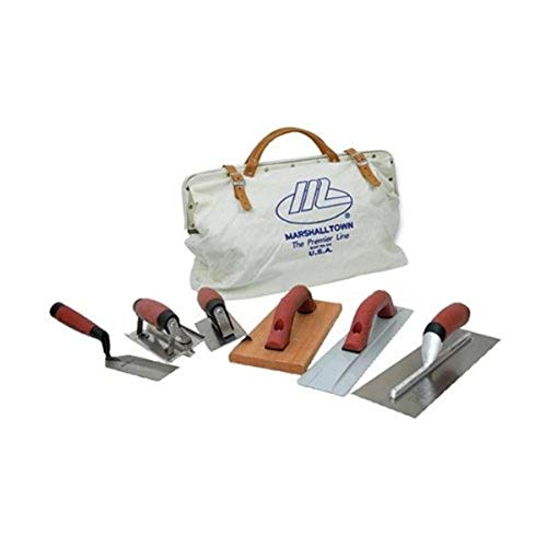 MARSHALLTOWN The Premier Line CTK2 Concrete Tool Kit