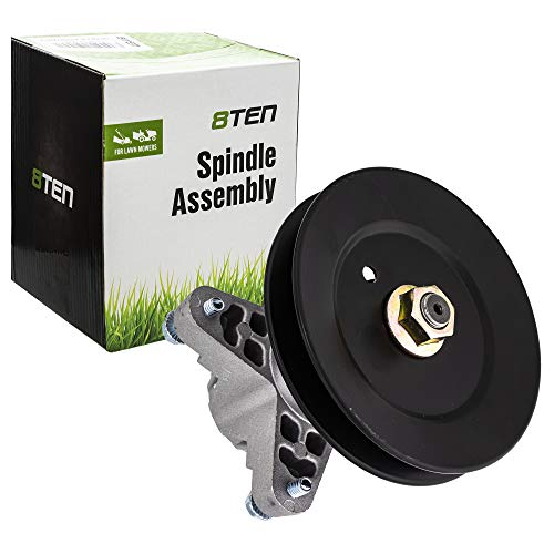 8TEN Spindle Assembly for Toro LX425 LX426 MTD 618-04474 618-04495 918-04474 918-04495 112-6063 618-04474A 918-04474A