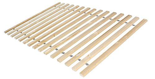 BEGA Lattenrost Rolllattenrost mit 13 Leisten 140 x 200