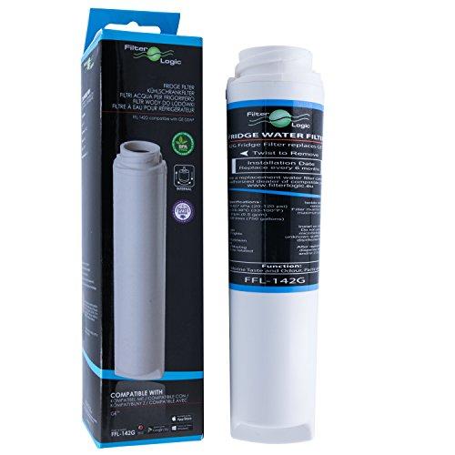FilterLogic FFL-142G - Filtro acqua frigo compatibile con GE GSWF e Supco WF298