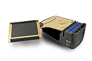AutoExec AUE10014 Reach Front Seat Car Desk with Built-in 200 Watt Power Inverter