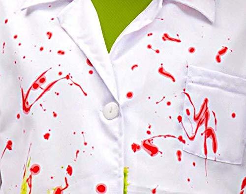 Ciao- Doctor Toxic Costume Uomo Adulto (Taglia Unica), Multicolore, 62196