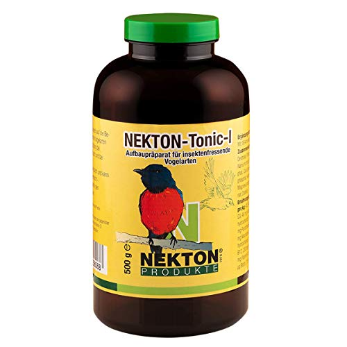 Nekton Tonic I For Insect Eating Birds, 500G
