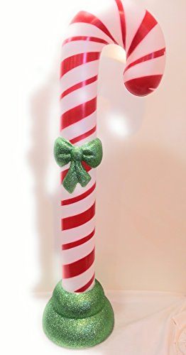 Christmas Candy Cane Yard Decorations  from m.media-amazon.com