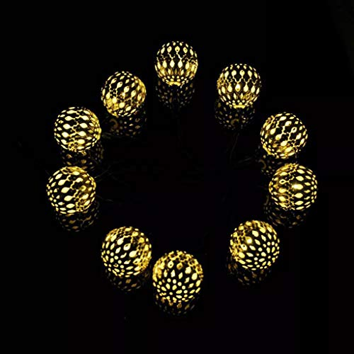 Solar lichtketting buitenverlichting decoratieve lantaarns 20/30/50 LED waterdicht decoratieve lichtketting voor buiten binnen tuin huis bruiloft party Kerstmis