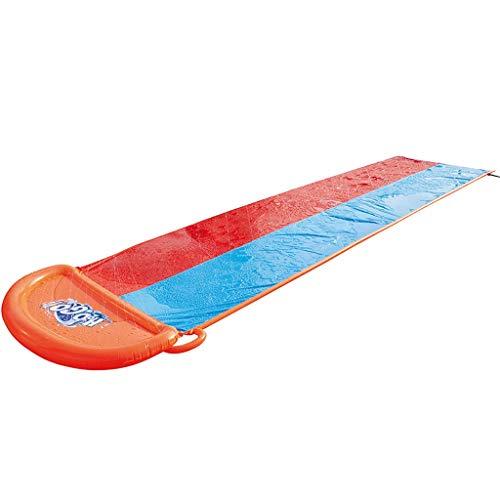 Zyj Doble de PVC de Agua Spray Automático de Red Remiendo de Empalme de esquí acuático al Aire Libre Tela Surf Windsurf niños Juguetes inflables