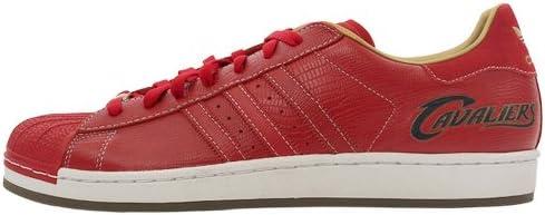adidas Men's Superstar 1 NBA Cleveland Cavaliers Basketball Shoes ...