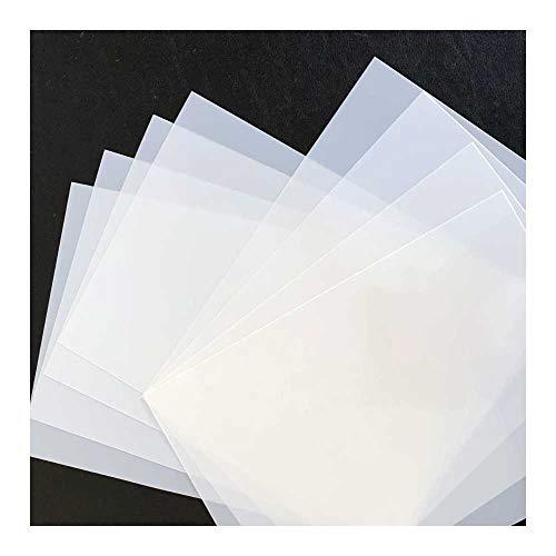 A3 Mylar Blank Stencil Sheets (6 x A3) 125 micron by Mylar