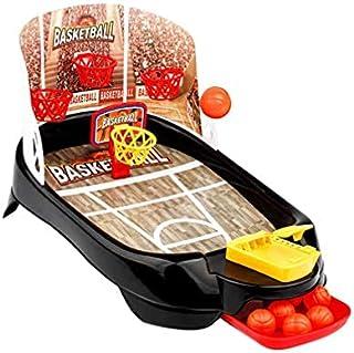 バスケットボールゲーム ミニ バスケットゴール おもちゃ 卓上で遊べる指ゲーム 射撃おもちゃ 親子ゲーム 室内 パーティー 子供 プレゼント