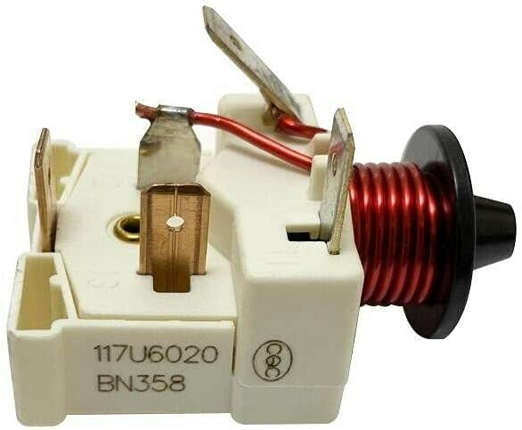 LSLLYPY In stock Air Conditioning Relay Albuquerque Mall 2hp 115v 117u6020 1