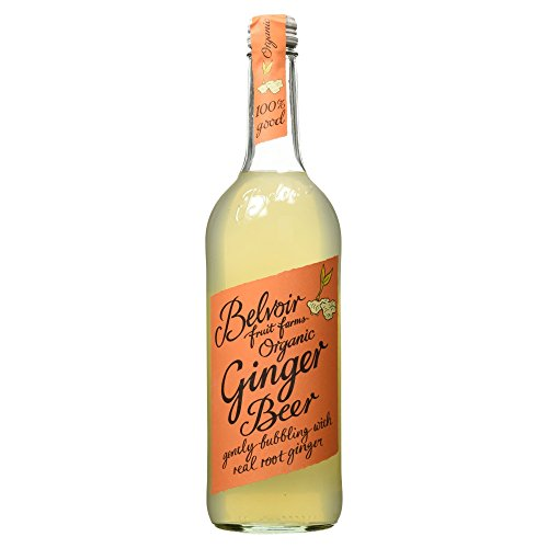 Belvoir Organic Ginger Beer 750ml (Case of 12)