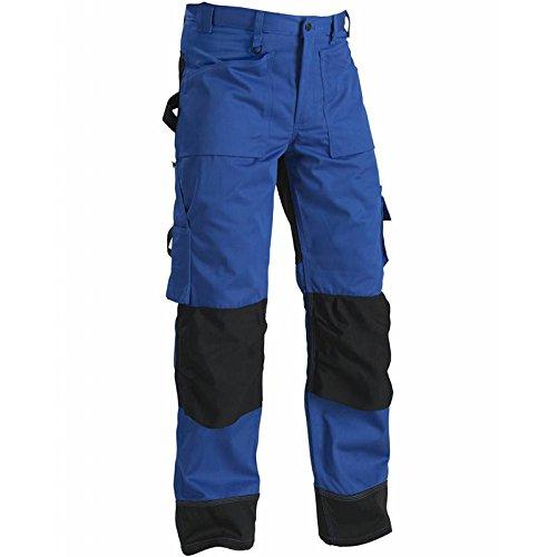 Blakläder Multifunktions-Bundhose, 1 Stück, D116, kornblumenblau / schwarz, 152318608599D116