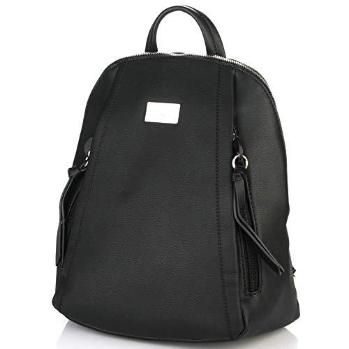 David Jones Backpack Black