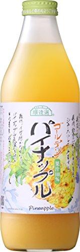 マルカイコーポレーション 順造選 ゴールデンパイナップル (果汁100%) 1L 1本