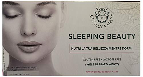 KIT SLEEPING BEAUTY Cosmech Gold Touch (Collagen Drink+ Chaga Antiox)