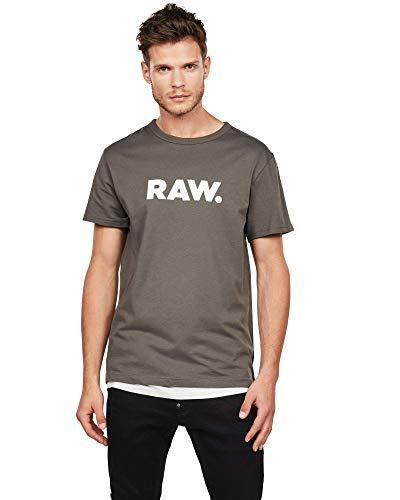 G-STAR RAW Holorn R T S/S Camiseta para Hombre