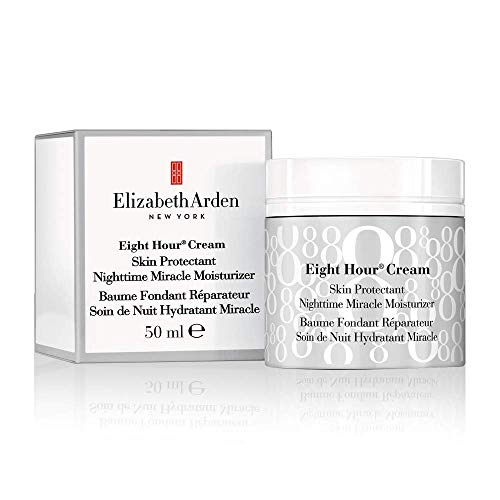 Elizabeth Arden Eight Hour Nighttime Miracle Moisturizer Crema Viso Notte - 50 ml