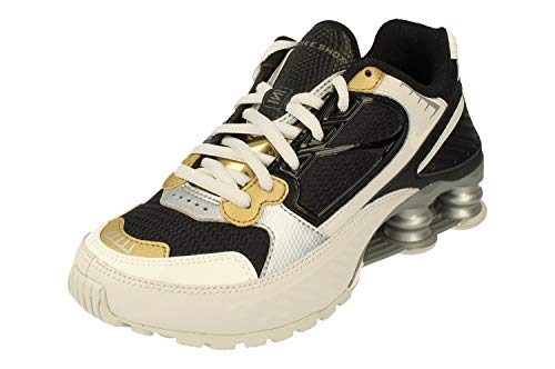 Nike Mujeres Shox Enigma Running Trainers Ct3452 Sneakers Zapatos