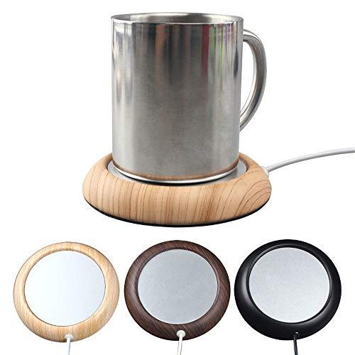 CaoQuanBaiHuoDian Sottobicchieri USB Riscaldamento 5W l'Alto Potere di Isolamento Elettrico Table Mats Latte del caffè della Tazza Warmer Pad Mat Coaster Dimensioni Compatte e Durata