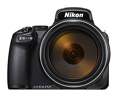 Nikon COOLPIX P1000 16MP 125x Super-Zoom Digital Camera (26522) – (Renewed) from Nikon