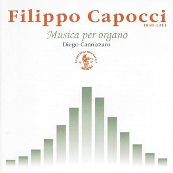 Capocci : Musica per organo (Organo Tamburini, 1952, Chiesa del Gesù, Palermo)