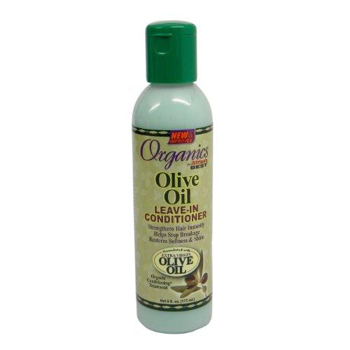 Africa's Best Organics Olive Oil Extra Virgin Conditioner Leave-In 175 ml (Spülungen)