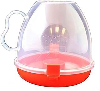 Microwave Popcorn Maker- Red